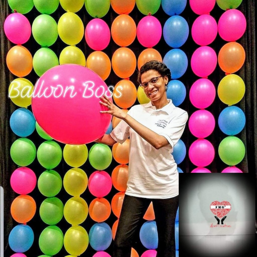 Balloon Boss; Balloon Artist - Ready to create for you!