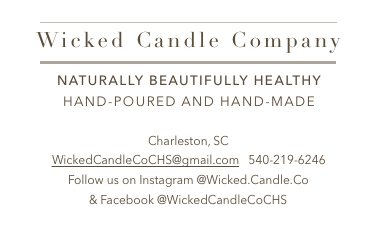 Wicked Candle Company