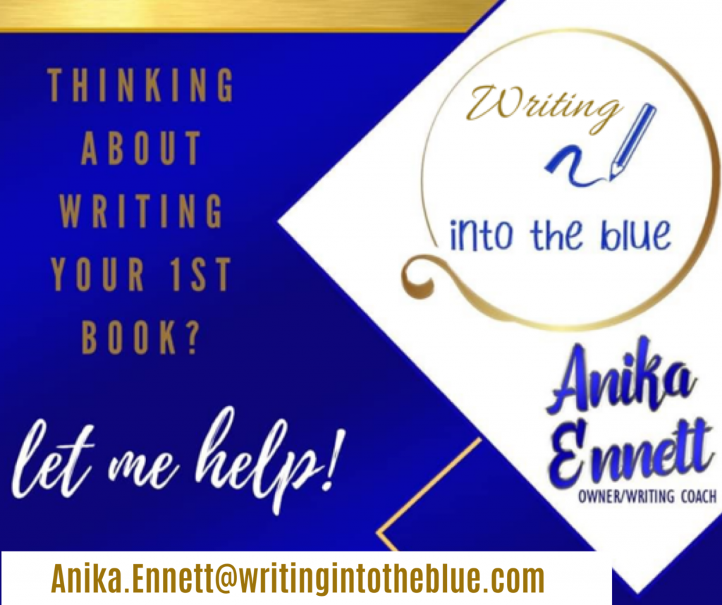 Writing Into The Blue, LLC